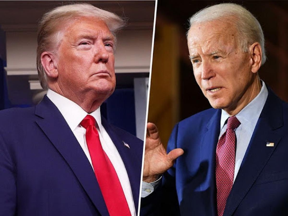 Cả Tổng thống đương nhiệm Donald Trump và Tổng thống đắc cử Joe Biden đều đã được thông tin về vụ nổ ở Nashville. Ảnh: Reuters