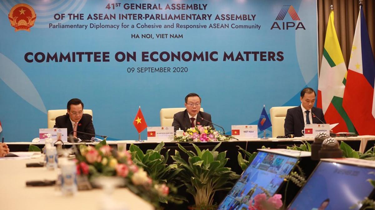 Hội nghị Ủy ban Kinh tế AIPA