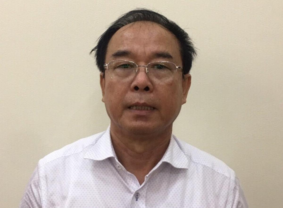 Bị can Nguyễn Thành Tài
