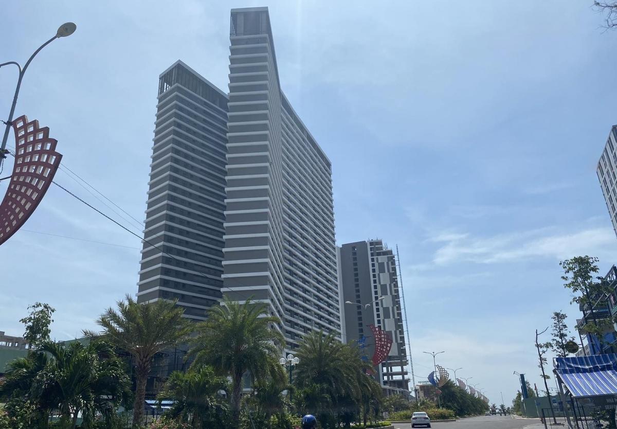 Dự án FLC Sea Tower Quy Nhon chuẩn bị bàn giao căn hộ từ tháng 10.
