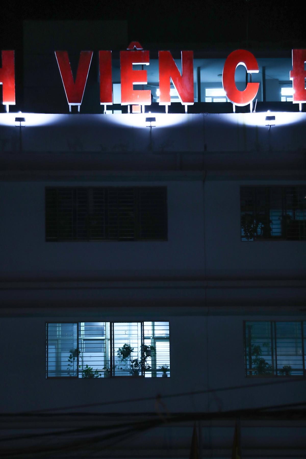 Bệnh viện C Đà Nẵng trong những ngày phong toả