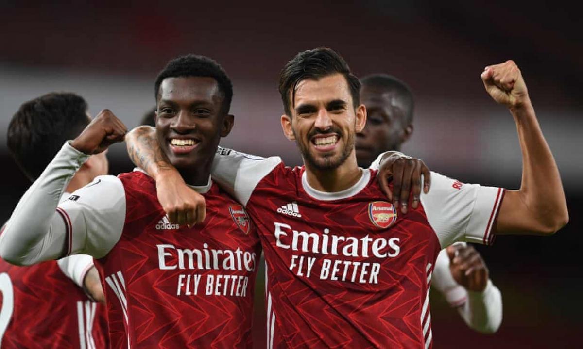 Arsenal nhọc nhằn khuất phục West Ham. (Ảnh: Getty)