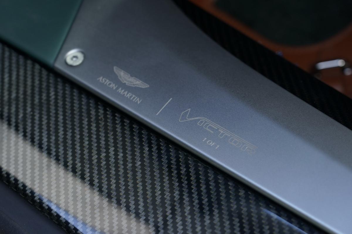 Xe vẫn sẽ được trang bị động cơ V12 dung tích 7.3 lít như mẫu xe trước đó nhưng đã được Cosworth tinh chỉnh để cho ra công suất cực đại 836 mã lực và mô-men xoắn tối đa 821 Nm
