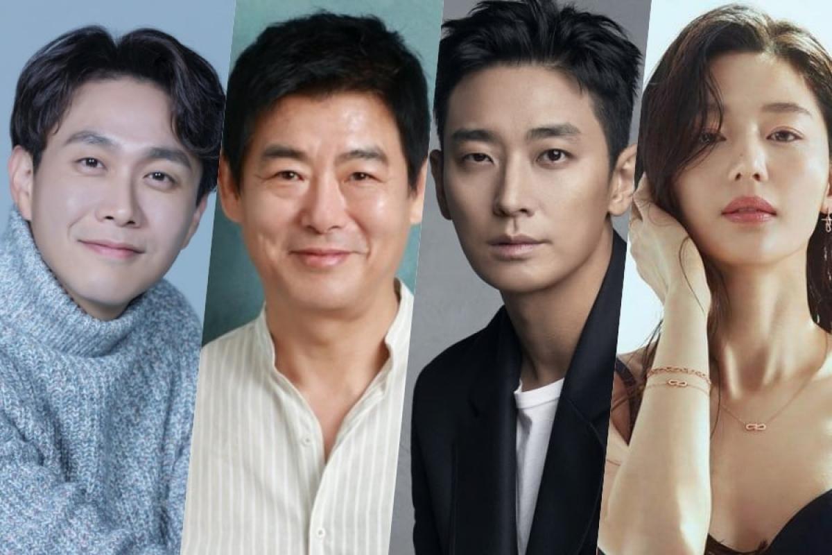 """Dàn sao Hàn sẽ góp mặt trong bộ phim truyền hình """"Núi Jiri""""."""