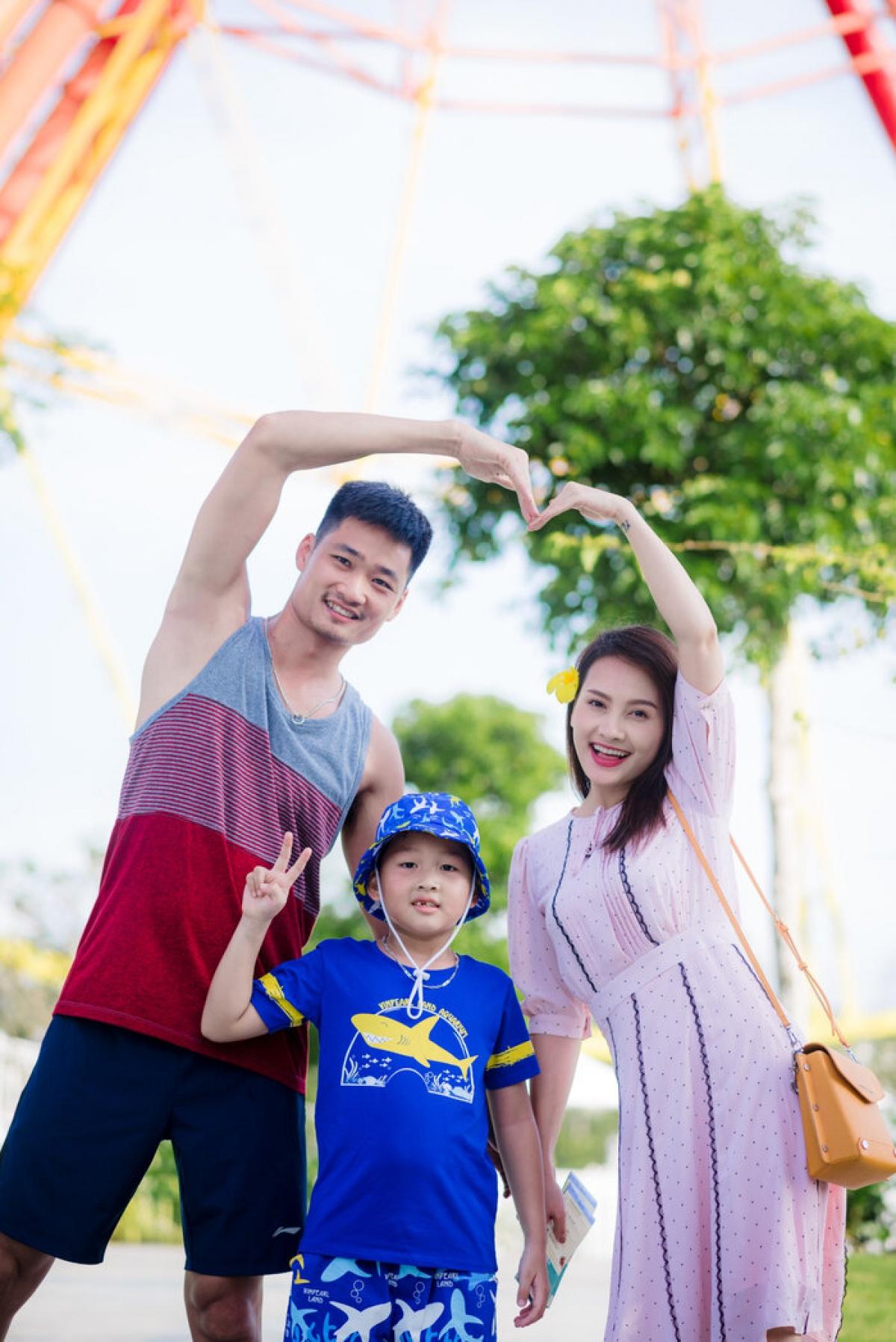 Gia đình nữ diễn viên Bảo Thanh chuẩn bị đón thêm thành viên mới.
