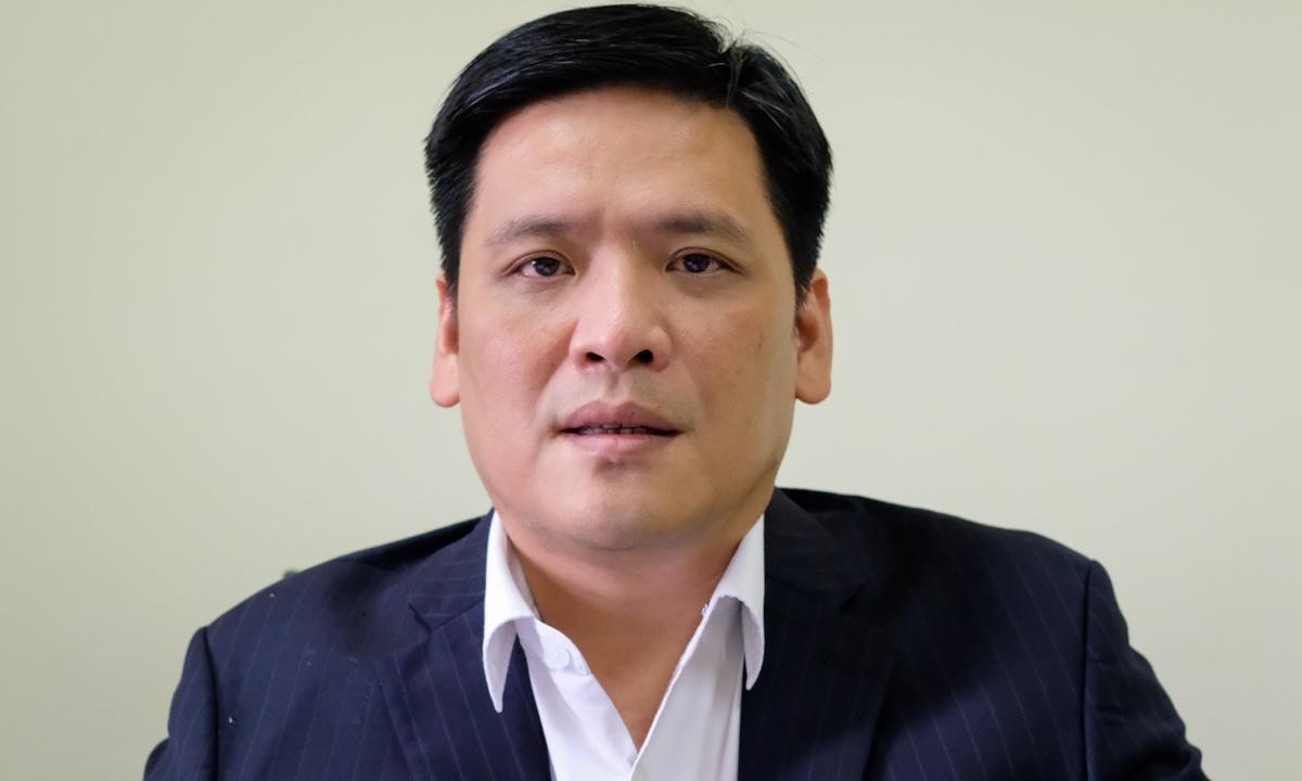 Ông Nguyễn Thanh Bình - Phó Vụ trưởng Tổ chức Điều lệ (Ban Tổ chức Trung ương). Ảnh: VNexpress
