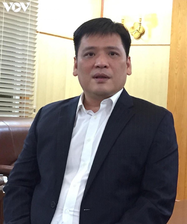 Ông Nguyễn Thanh Bình - Phó Vụ trưởng Vụ Tổ chức Điều lệ, Ban Tổ chức Trung ương