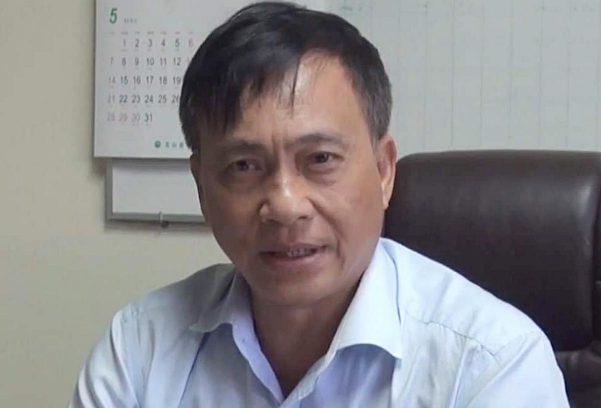 Bị can Trần Quốc Tuấn.