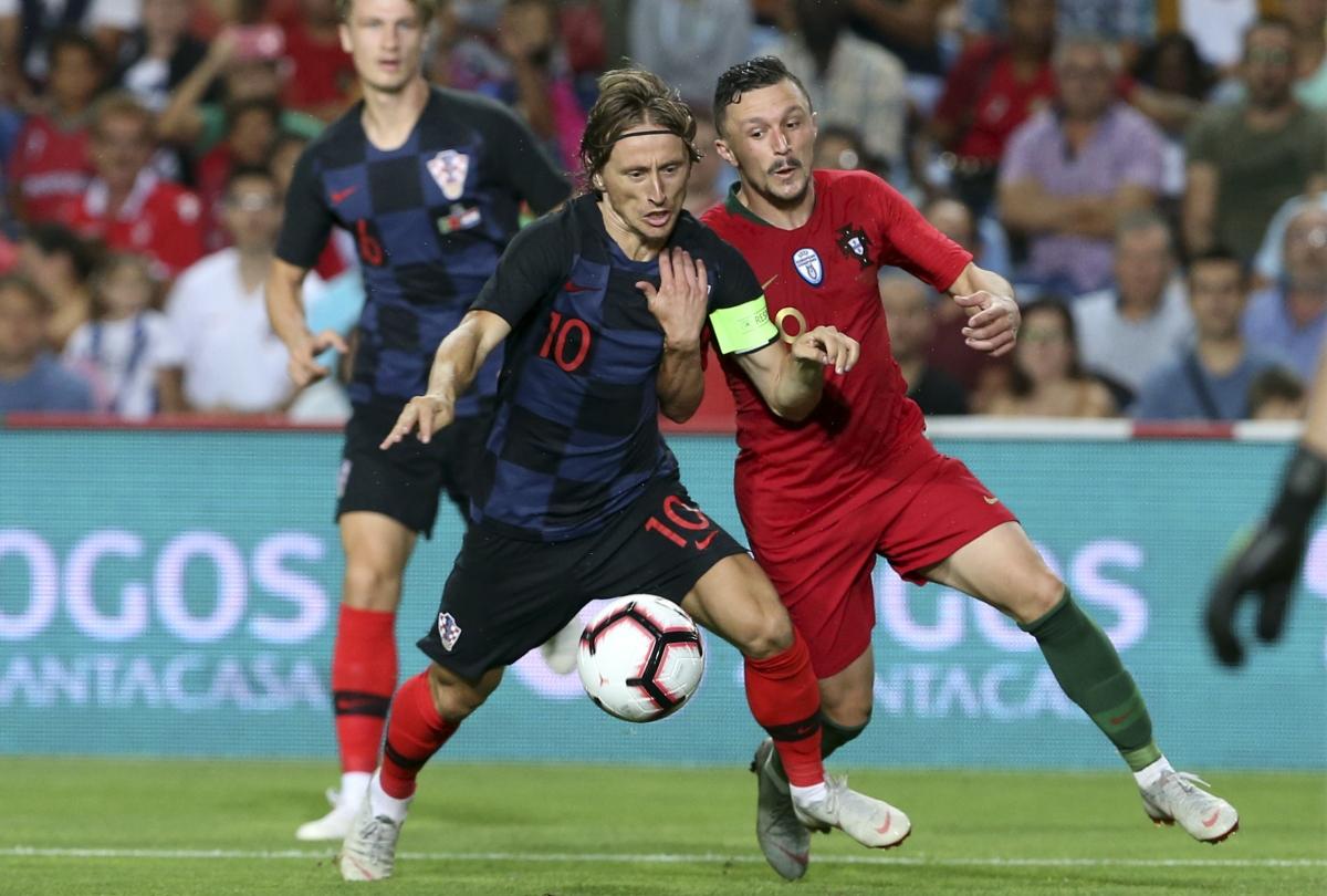 Nhà vô địch EURO không ngán Á quân World Cup. (Ảnh: Getty)