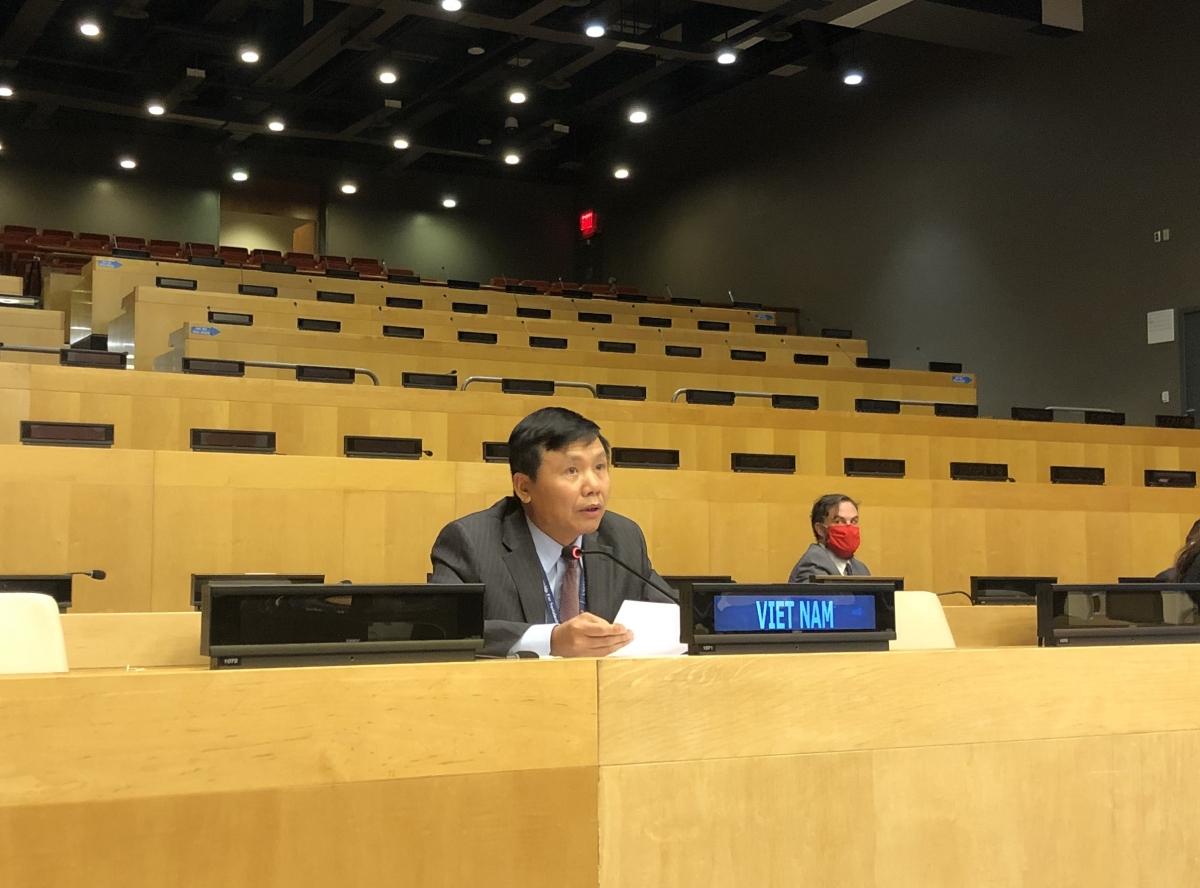 Đại sứ Đặng Đình Quý phát biểu về Sudan
