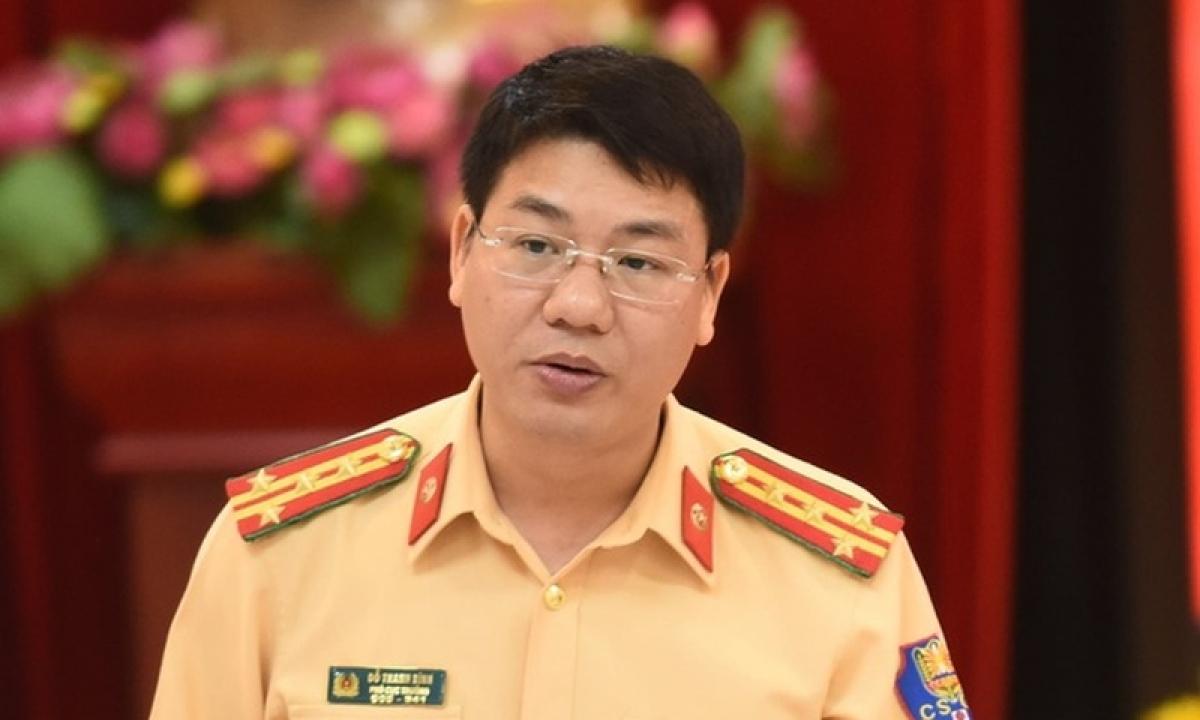 Đại tá Đỗ Thanh Bình, Phó Cục trưởng Cục cảnh sát giao thông, Bộ Công an.