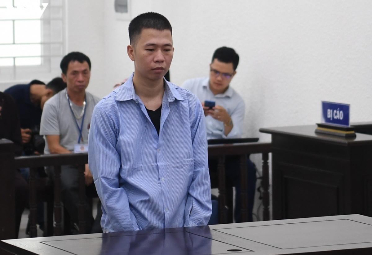 Bị cáo Nguyễn Văn Cảnh