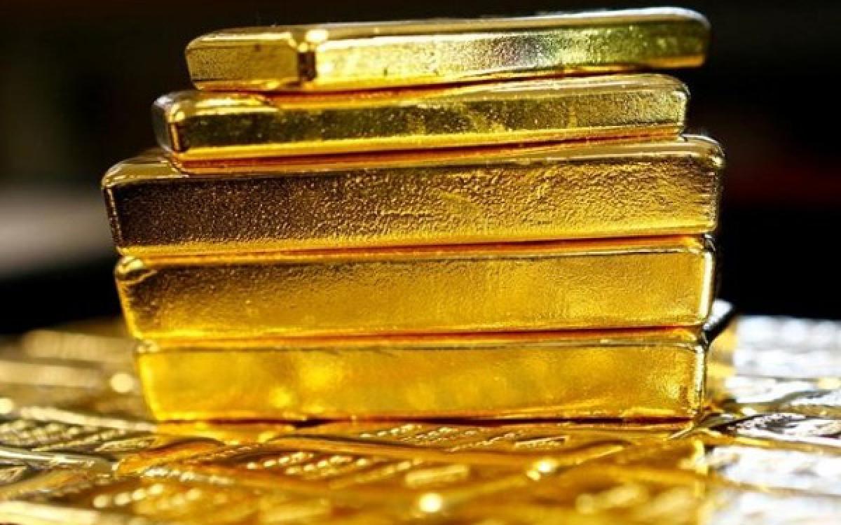 Chỉ trong vòng 5 ngày, giá vàng thế giới đã
