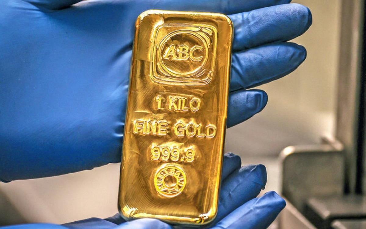 Giá vàng được dự báo sẽ tiếp tục tăng từ nay đến cuối năm. (Ảnh minh họa: KT)