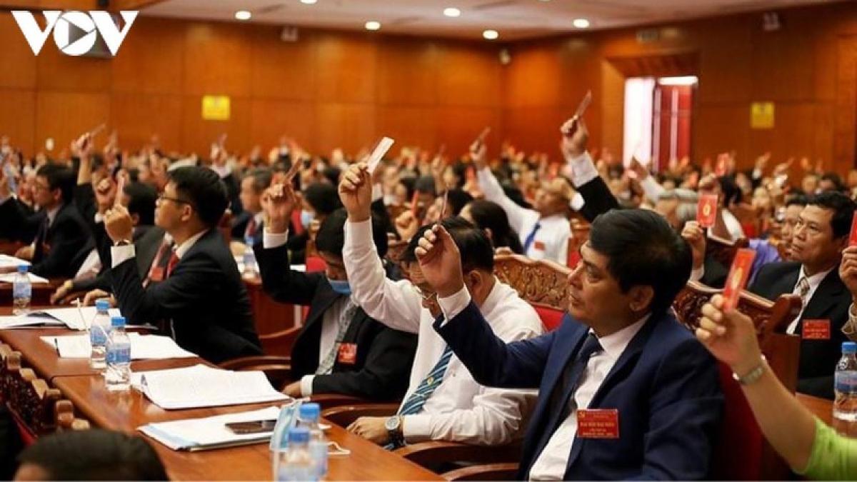 Từ ngày 20/10 lấy ý kiến của nhân dân vào dự thảo các văn kiện trình Đại hội XIII của Đảng. (ảnh minh họa)