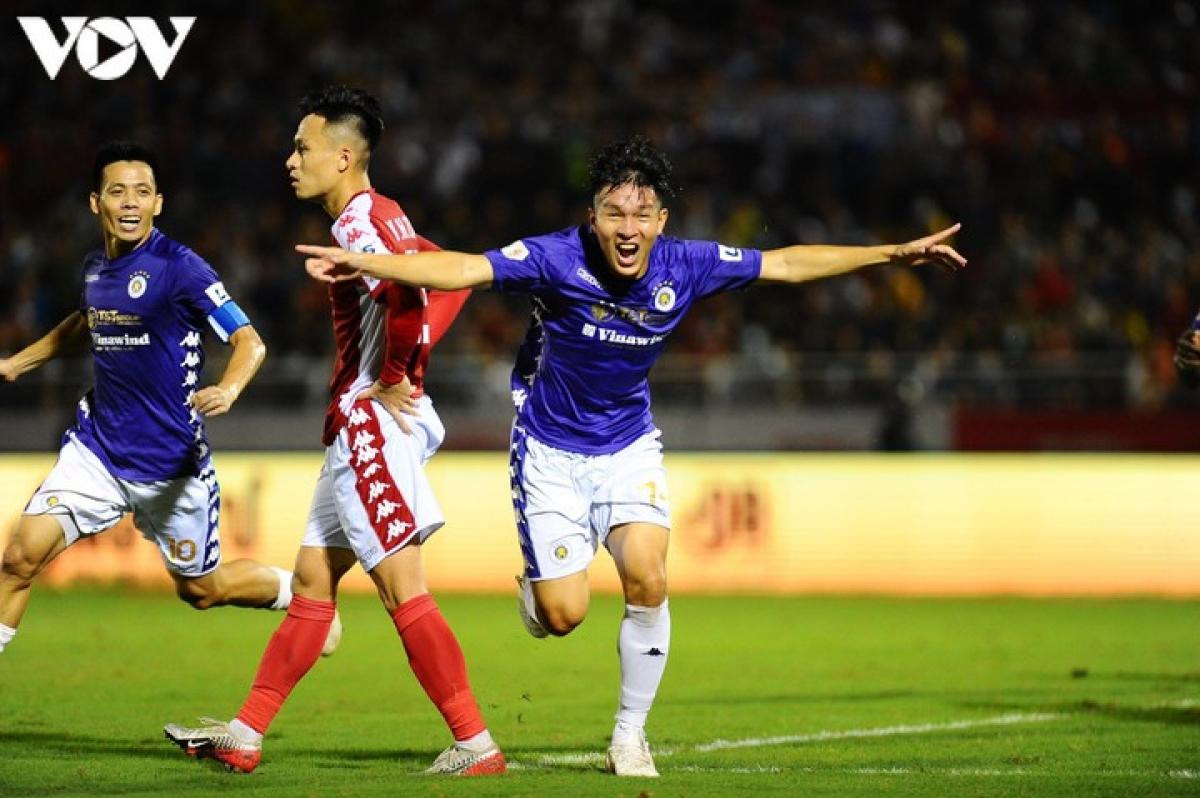 Hà Nội FC là khắc tinh của TPHCM
