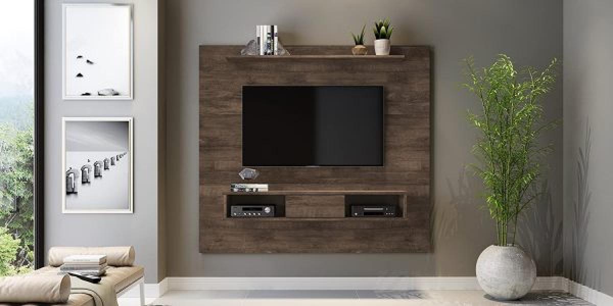 Kệ tivi bằng gỗ tăng thêm chút ấm cúng cho khu vực phòng khách.