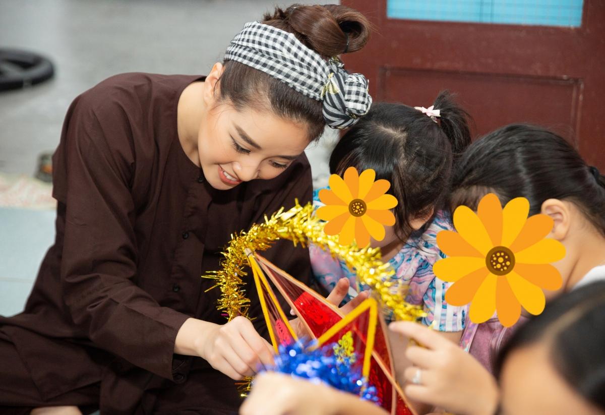 Đây là hoạt động được Hoa hậu Khánh Vân ấp ủ đã lâu, từ khi quyết định đồng hành cùng ngôi nhà OBV.