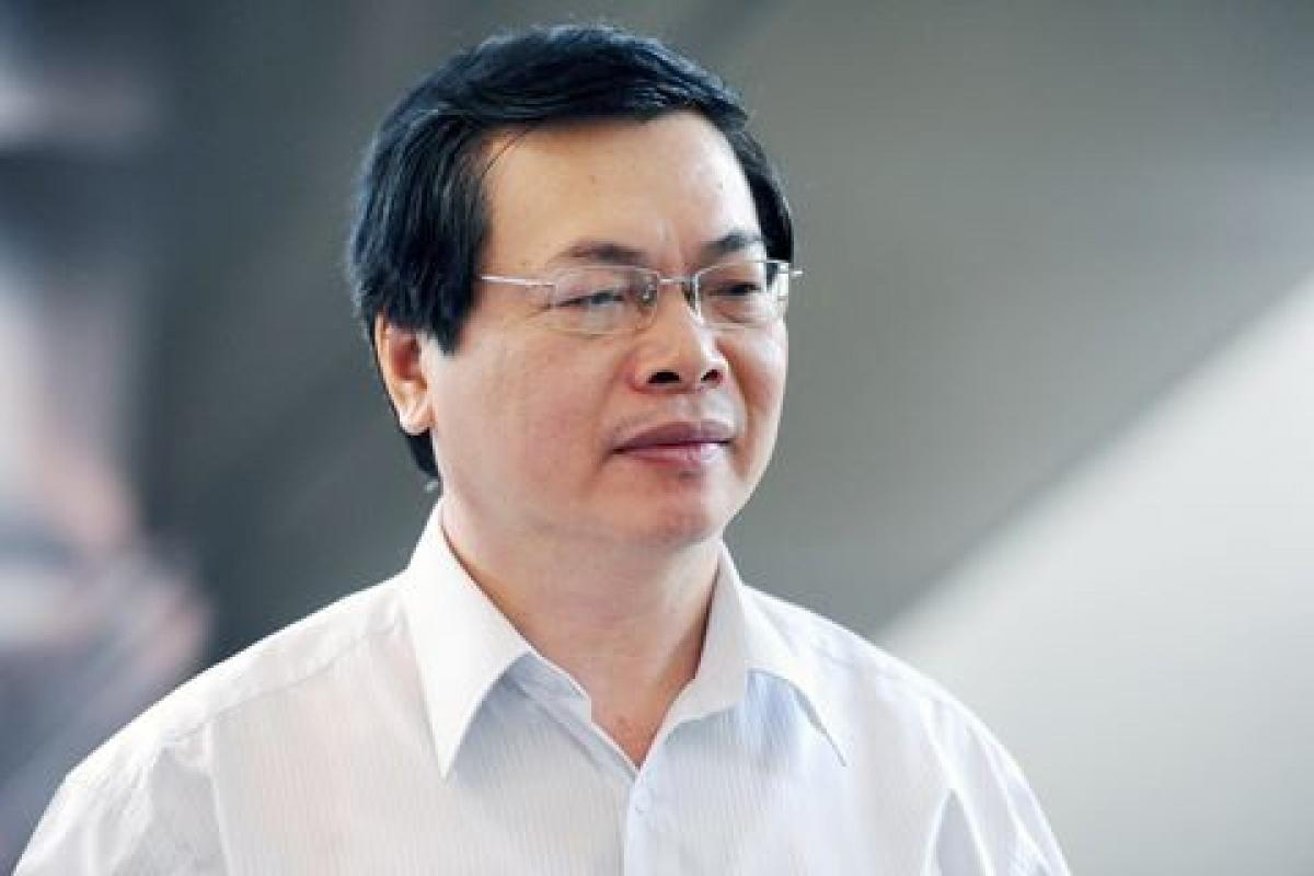 Cựu Bộ trưởng Công Thương - Vũ Huy Hoàng