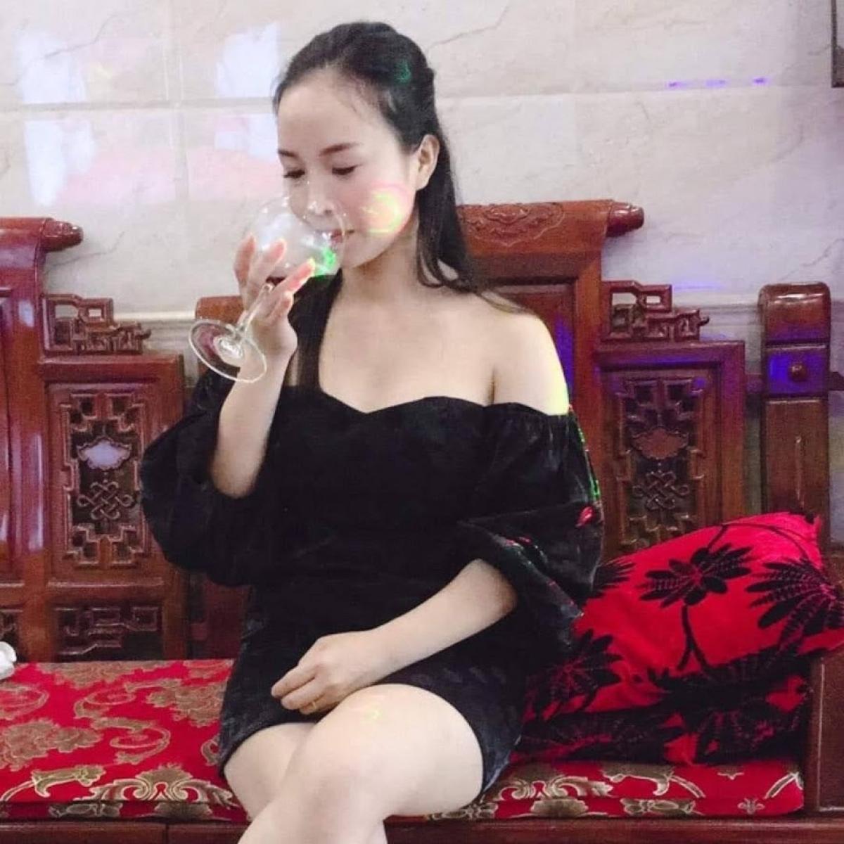 Phan Thị Trang được xác định là người điều hành đường dây đánh bạc trăm tỷ (Ảnh: CA).