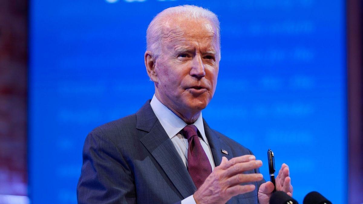 Ứng viên đảng Dân chủ Joe Biden. Ảnh: AP
