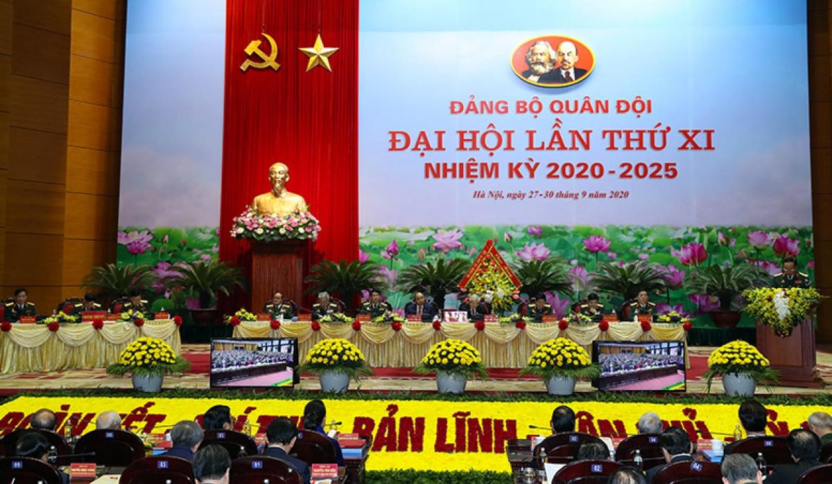 Đại hội Đảng bộ Quân đội lần thứ XI