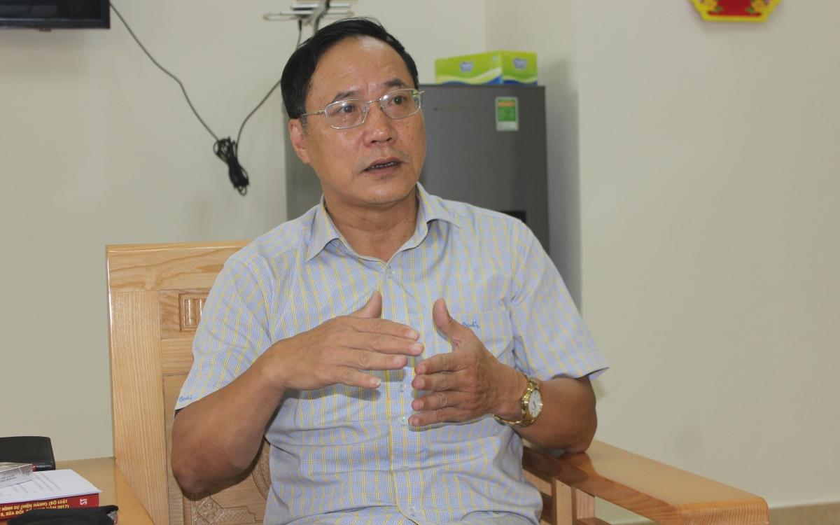 Thiếu tướng Nguyễn Mai Bộ, Ủy viên thường trực Ủy ban Quốc phòng và An ninh của Quốc hội