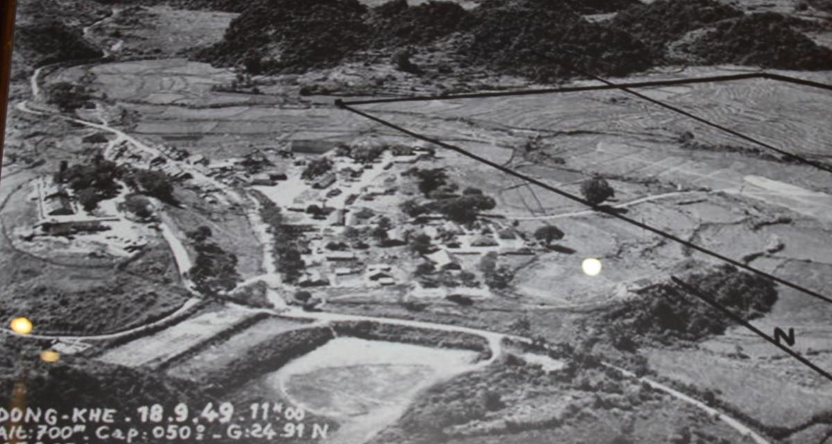 Đồn Đông Khê năm 1949