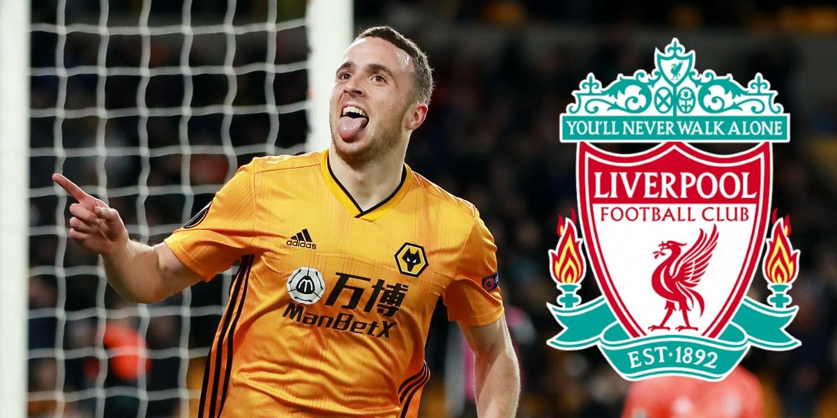 Liverpool đạt thỏa thuận mua Diogo Jota. (Ảnh: Standard)