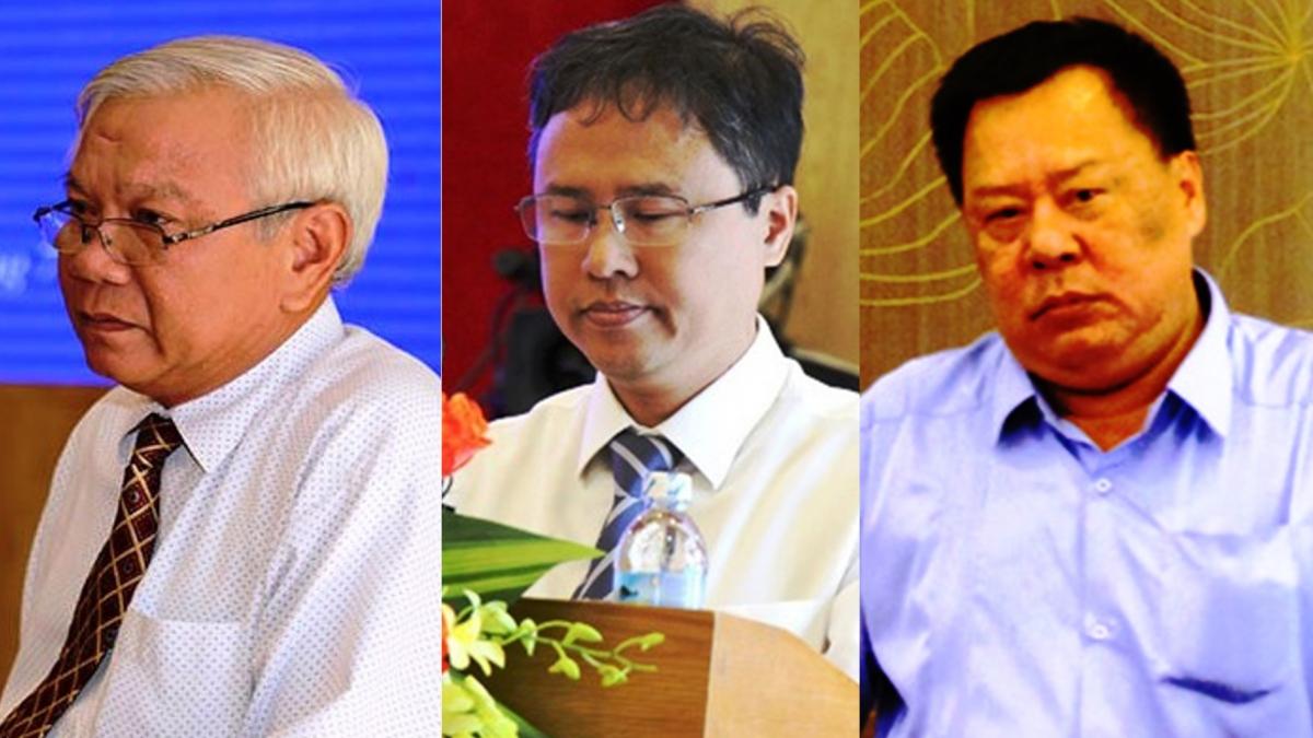 3 Giám đốc Sở của Khánh Hòa vừa bị kỷ luật