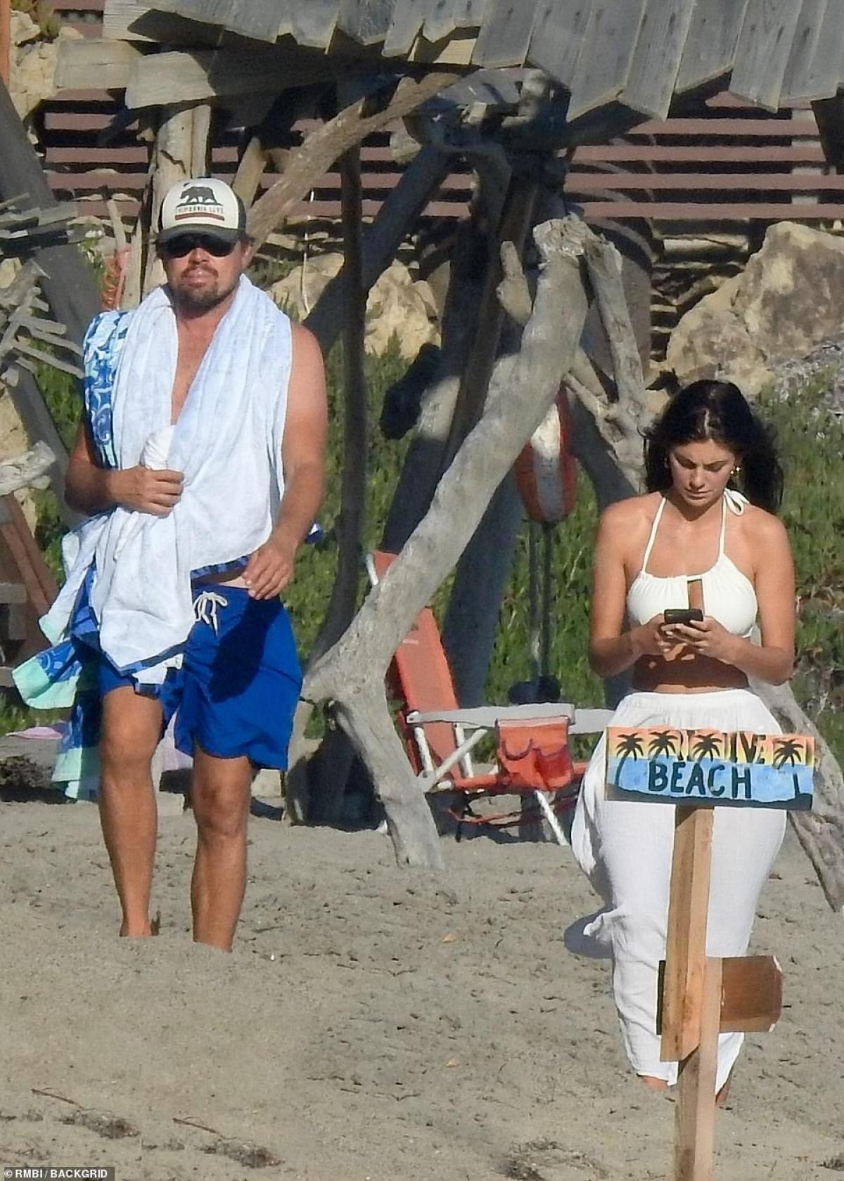 Theo một nguồn tin thân cận, Leonardo DiCaprio rất nghiêm túc trong mối quan hệ này và anh đang lên kế hoạch để cầu hôn bạn gái./.