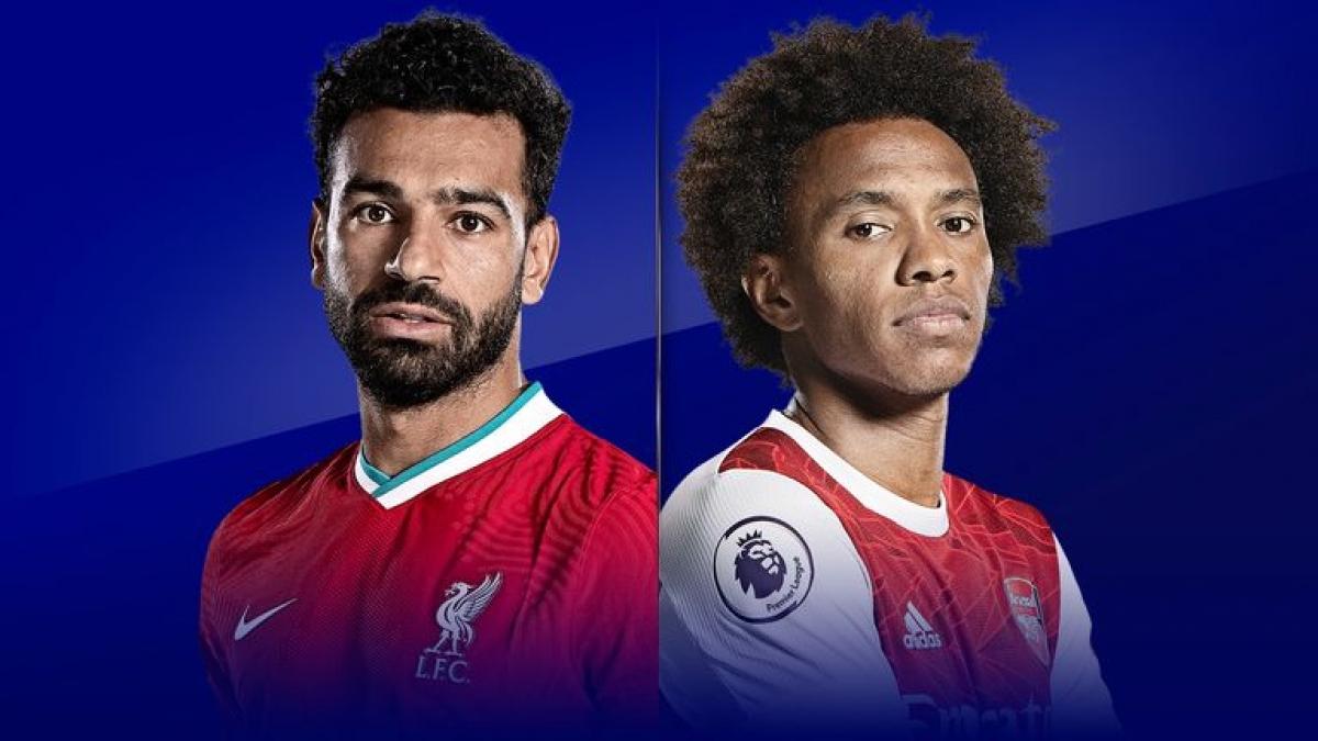 Liverpool và Arsenal sẽ gặp nhau liên tiếp 2 trận trong vòng 3 ngày. (Ảnh: Sky Sports)