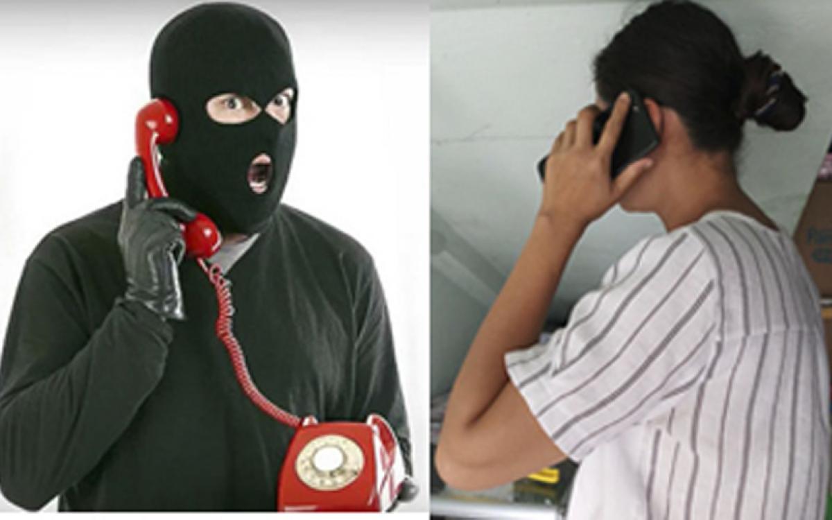 Goị điện thoại mạo danh - Chiêu trò lừa đảo cũ vẫn khiến nhiều người mất tiền. Ảnh minh họa