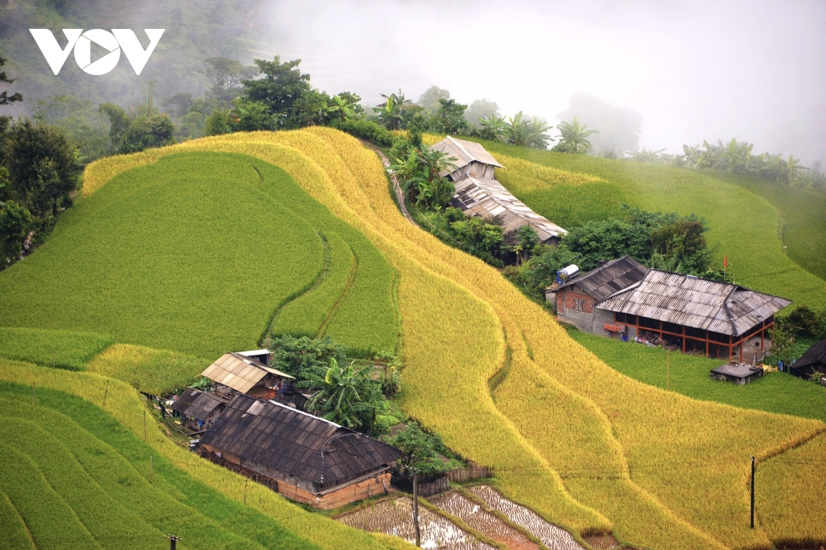 The majestic beauty of Ta Su Choong commune