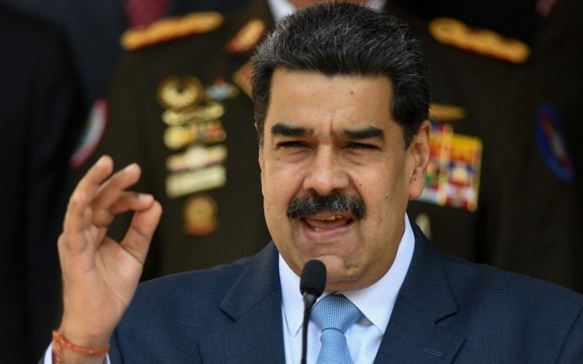 Tổng thống Venezuela Nicolas Maduro. Ảnh: PRI.