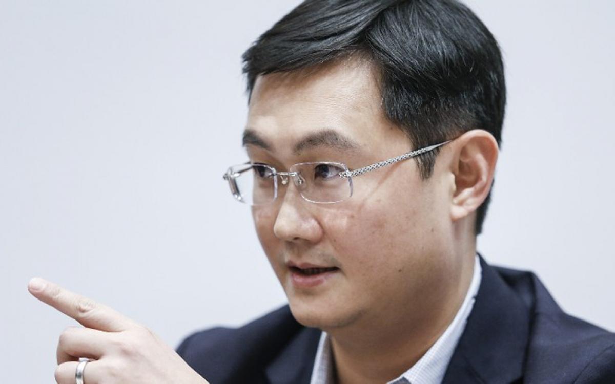 Tỷ phú Ma Huateng là người khá kín tiếng. (Ảnh: CNN Money)