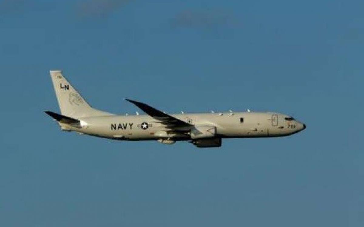 Một chiếc máy bay của quân đội Mỹ. Ảnh: DNA India.