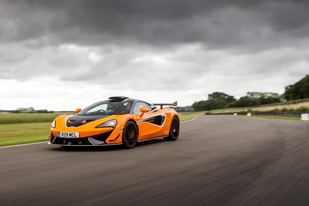 McLaren 620R đến nay vẫn là chiếc siêu xe mạnh nhất thuộc dòng sản phẩm Sport Series của McLaren.