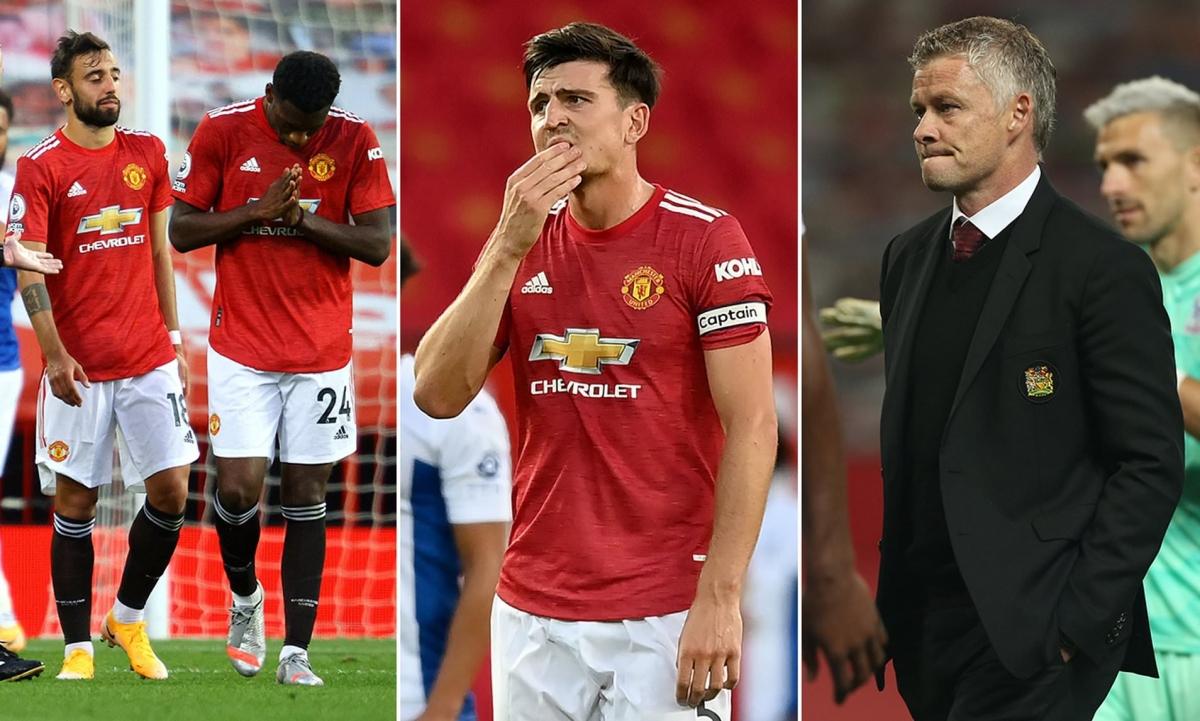 MU đã khởi đầu mùa giải mới đầy thất vọng. (Ảnh: Daily Mail)