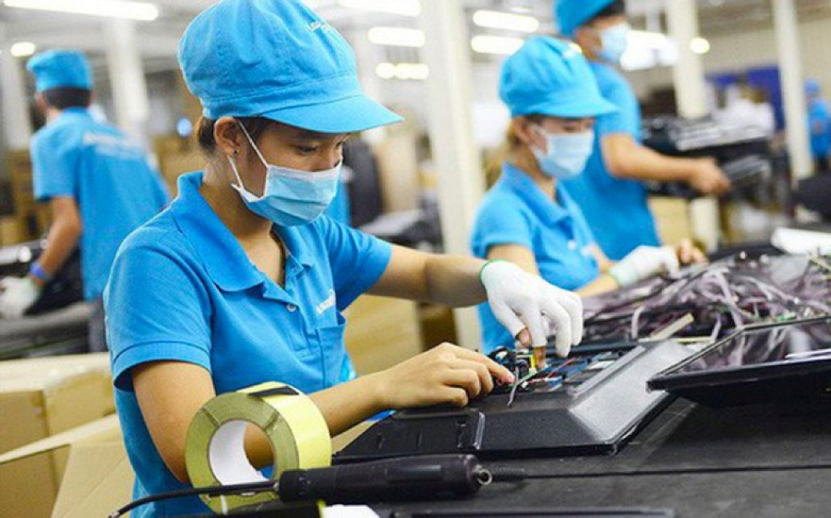 Việt Nam được đánh giá là điểm đến hấp dẫn với các nhà đầu tư nước ngoài. (Ảnh minh họa: KT)