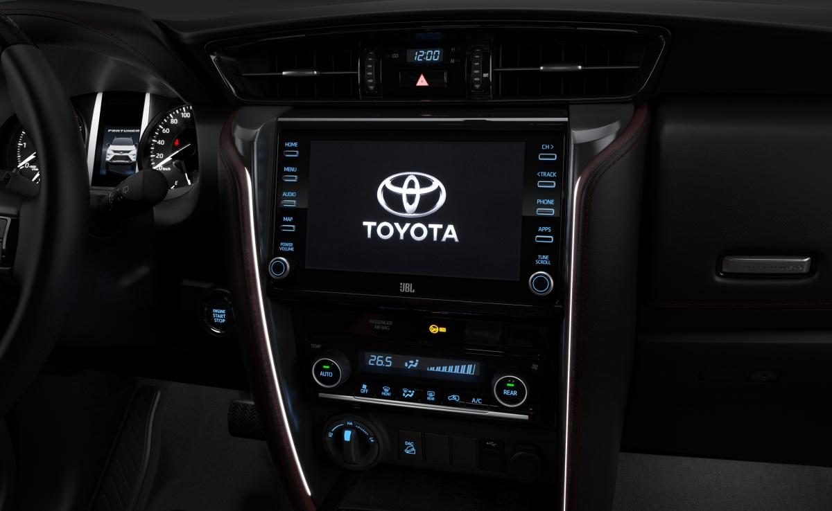 Toyota vẫn bán ra Fortuner mới với ba tùy chọn động cơ gồm động cơ 2.4 lít, động cơ 2.7 lít và động cơ 2.8 lít