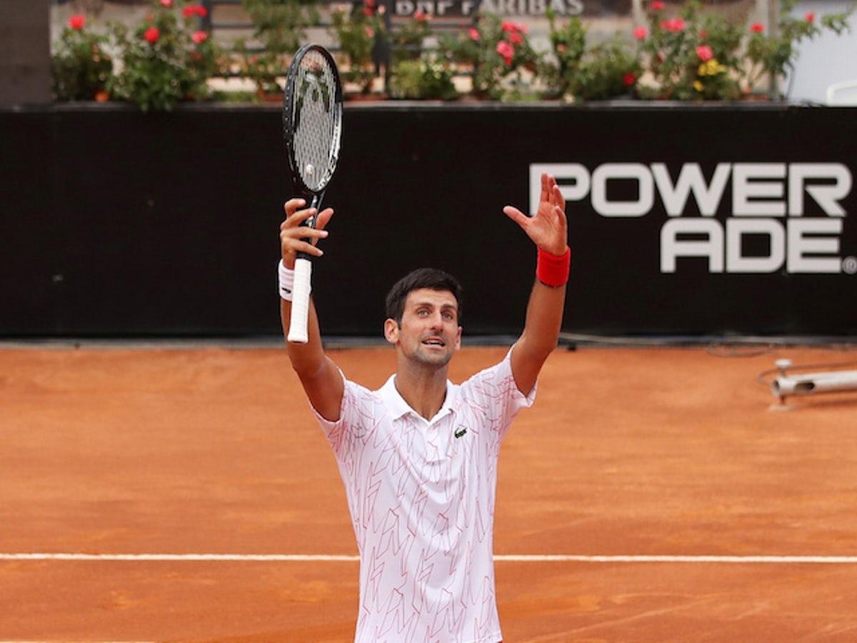 Djokovic đứng trước cơ hội vượt mặt Nadal về số lần vô địch Masters 1000. (Ảnh: Getty).