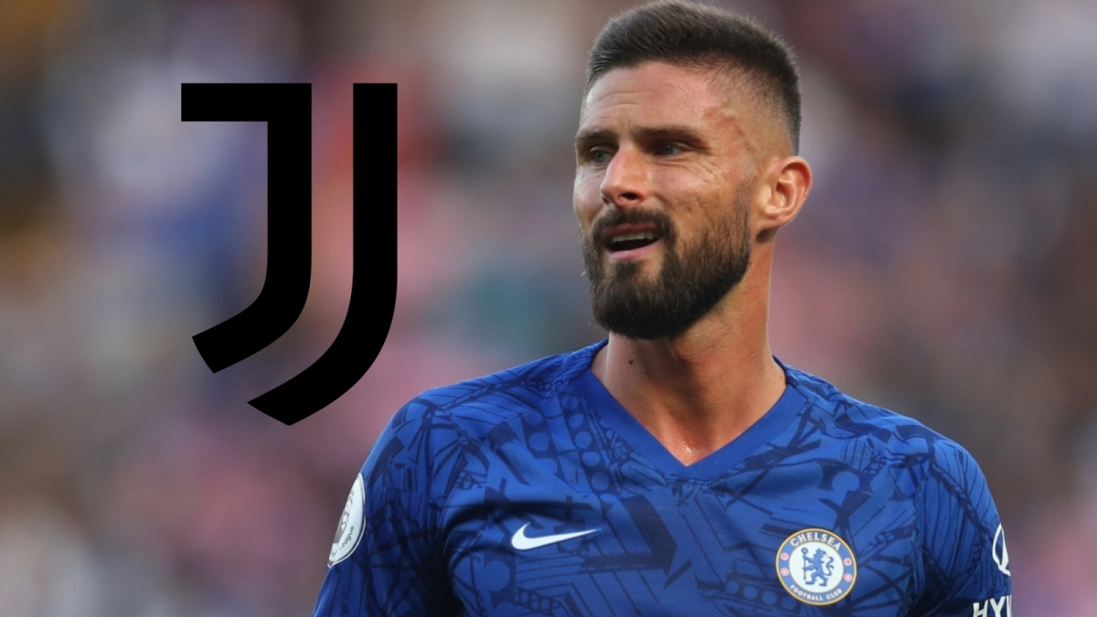 Giroud sắp rời Chelsea để đến Juventus.