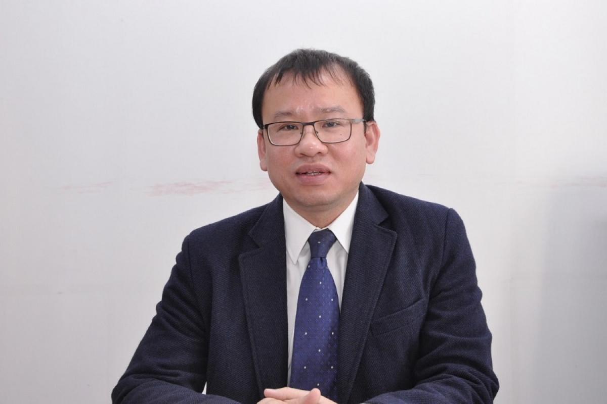 Ông Nguyễn Hoàng Dương, Phó Vụ trưởng Vụ Tài chính các ngân hàng và tổ chức tài chính, Bộ Tài chính