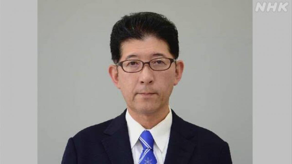 ÔngTakatori Shuichi. Ảnh: NHK.