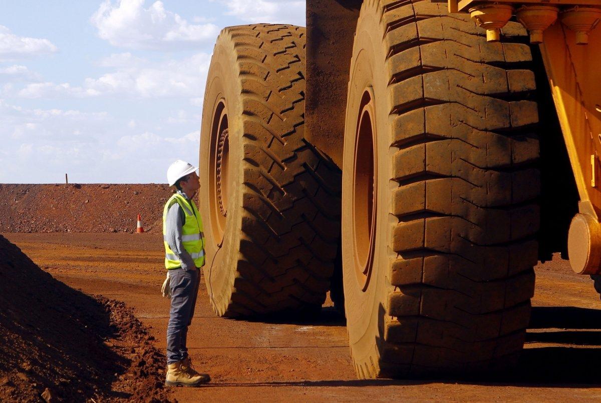Quặng sắt là mặt hàng xuất khẩu chủ lực của Australia sang Trung Quốc. Ảnh: Asia Times.