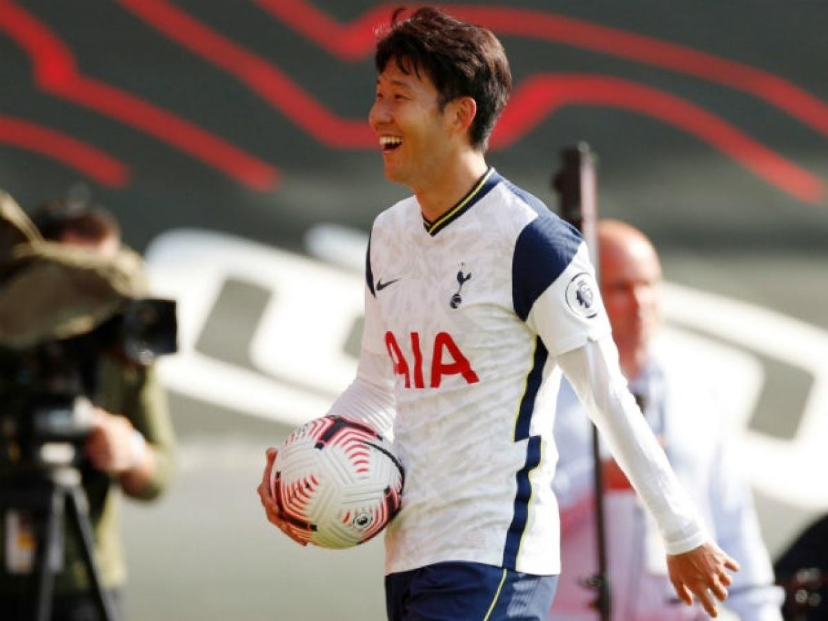 Tottenham đang trải qua chuỗi ngày thi đấu liên tục. HLV Mourinho chắc chắn không muốn có thêm ca chấn thương nào nữa sau trường hợp của Son Heung Min. (Ảnh: Getty).