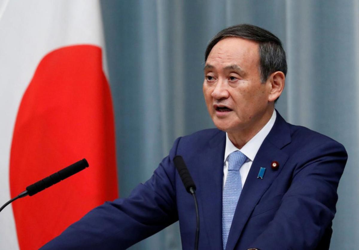 Tân Thủ tướng Nhật Bản Yoshihide Suga. Ảnh: Reuters
