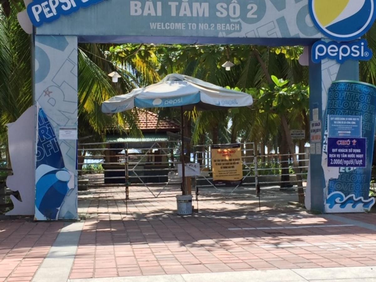 Dự kiến 0 giờ ngày 11/9, các bãi biển sẽ mở cửa phục vụ khách trở lại.
