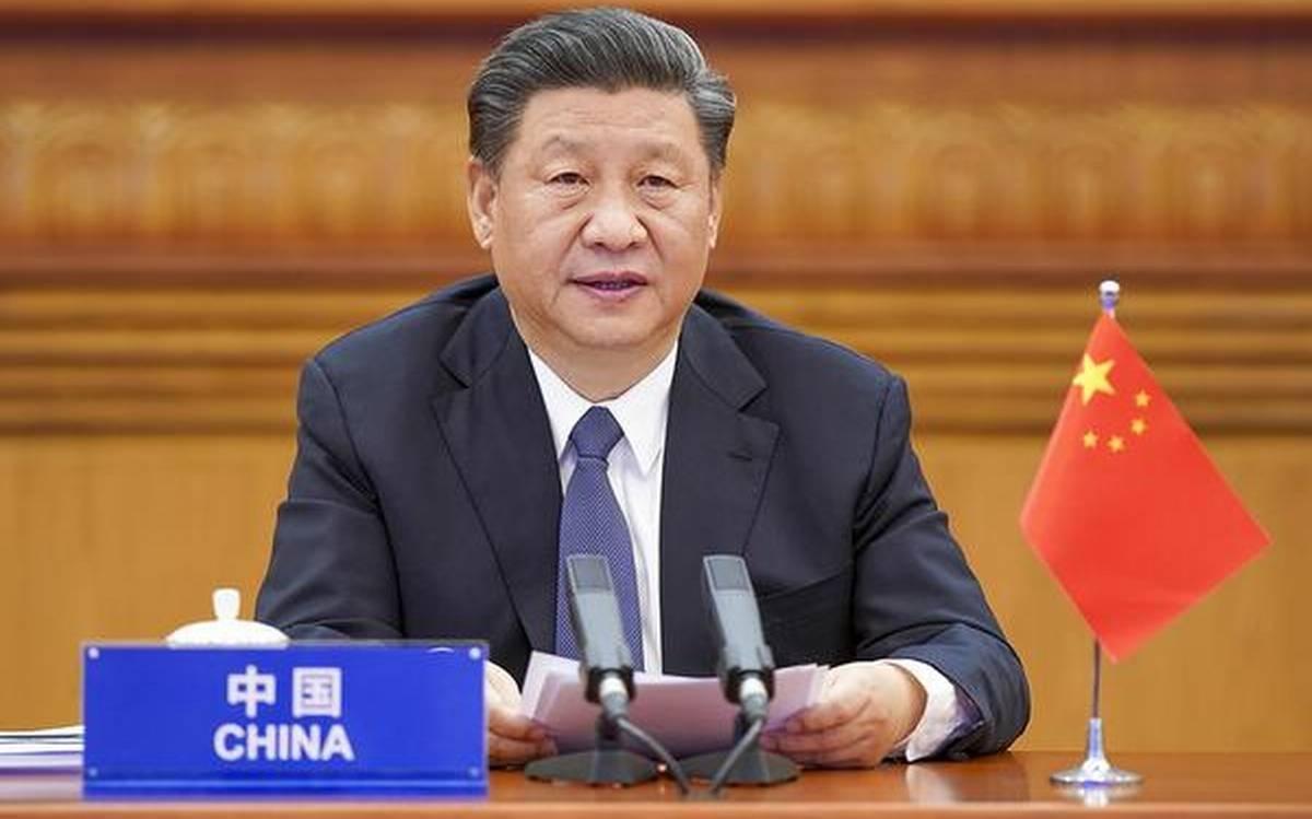 Chủ tịch Trung Quốc Tập Cận Bình. Ảnh: The Hindu